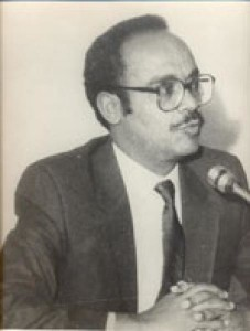 Tesfaye Dinka , The First Oromo Prime Minister and Foreign Minister of Ethiopia .
