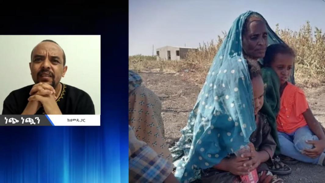 Civilians suffering – Zemedkun Bekele [video]